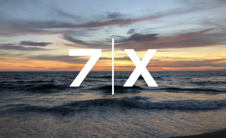 7|X Weekly WaveEmotion. Vibes. Waves.