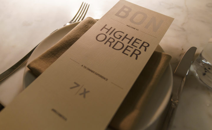 Higher Order: Los AngelesHosted by Bon Temps and Chef Lincoln Carson